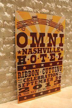 #MusicCity Welcomes The Omni #Nashville Hotel