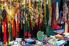 Hong Kong Trinket Market by MojoBaron, via Flickr