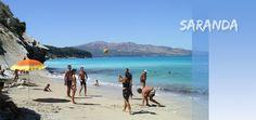 Trova le migliori offerte di hotel sulla spiaggia di Saranda, in Albania. Visita : http://goo.gl/yNIGop