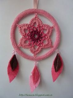 Mandalas En Crochet                                                                                                                                                                                 Más