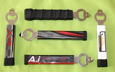Black Friday through Cyber Monday, Bottle Opener Made From Recycled Hockey Sticks