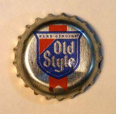 Old Style Bottle Cap