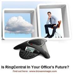 RingCentral Office - Virtual PBX System