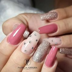 ideas gel manicure ideas classy beautiful for 2019 Gel Nail Art Designs, Short Nail Designs, Colorful Nail Designs, Classy Nails, Cute Nails, Pretty Nails, Hair And Nails, My Nails, Henna Nails