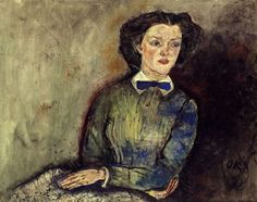 Bessie Bruce, 1910 by Oskar Kokoschka Expressionist Portrait, Expressionist Artists, German Expressionism, Art, Expressionist, Figurative Artwork, Oskar, Artwork Painting, Art Through The Ages
