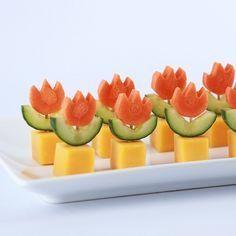 Image via We Heart It #diy #food #fruit #health #healthy #party #snack #spring