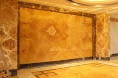 Anil Exports are one of the best exporter and supplier of stones and marble in india and many countries we export marble. Onyx marble is natural stone it has very nice shine with rich appearance. Onyx marble slab is great choice for flooring and wall cladding. Some other popular applications of White onyx marble are. Lighting and des