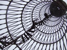 The World's First Hyperboloid Structure by Vladimir Shukhov
