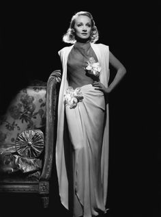 Great Vintage Photos of Marlene Dietrich, the Queen of Androgyny - The Cut