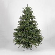 7ft210cm kensington fir bluegreen pe premium artificial christmas tree xmas