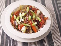 5-2 Diet Recipes Pork Stir-fry Stir Fry Recipes, Pork Recipes, Diet Recipes, Cooking Recipes, Diet Meals, Yummy Recipes, Healthy Asian Recipes, Healthy Food Options, Fat Free Diet
