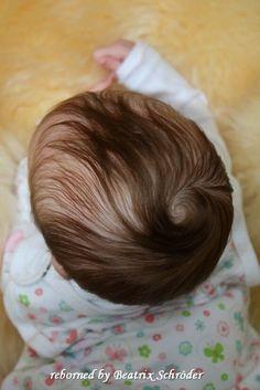Ценители реборнов (кукла реборн) Baby Doll Hair, Bountiful Baby, Lifelike Dolls, Baby Kit, Dream Doll, Reborn Baby Dolls, Hair Painting, Doll Face, Beautiful Babies