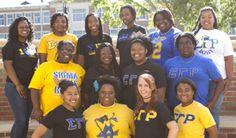 Sigma Gamma Rho Sorority, Inc. - TWU Greek Life - Texas Woman's University