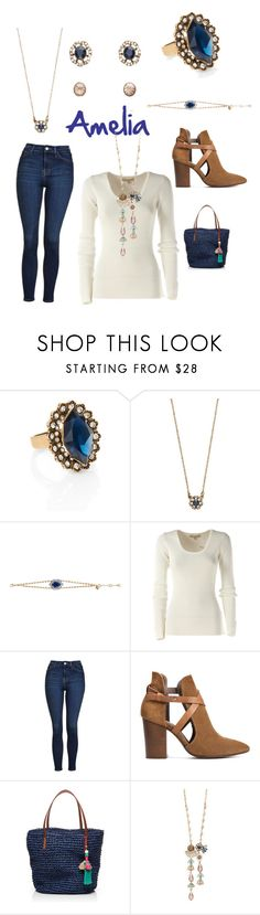 """""""Untitled #39"""" by chloe-isabelkristinlueskow on Polyvore featuring Chloe + Isabel, Michael Kors, Topshop and H London"""