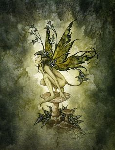 Amy Brown Fairy | By Amy Brown | Fairies