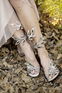 Sergio Rossi shoes idea; photo: Andie Freeman