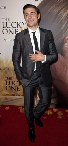 Zac Efron & The Lucky One Film