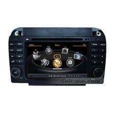 2 din radio Reproductor DVD Pantalla táctil gps sat nav bluetooth Sistema para 1998–2005 Mercedes W220 S280 S320 S400 S350 S430 S500 S600 S55 S63 S65 S65