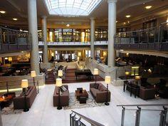 Lobby & Eingang - Hilton Berlin