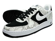 16e4f5d46513d4 NIKE AIR FORCE1 LOW PREMIUM BLACK WHITE Air Force Ones