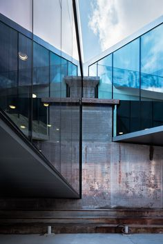 A Tribute To Sea Voyagers: The Danish National Maritime Museum By Bjarke Ingels Group   http://www.yatzer.com/denmark-national-maritime-museum-big  photo © George Messaritakis.
