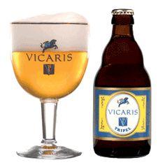 Vicaris Tripel 8,5° - Brouwerij Dilewyns - Vicaris