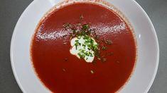 Polévka z červené řepy   Nikol Kukačková - domácí recepty