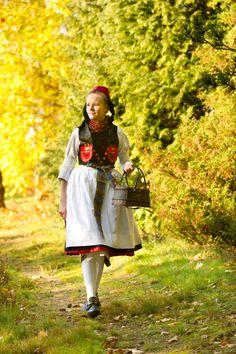 """Schwalmstadt é a """"Cidade da Chapeuzinho Vermelho"""", outro destino da Rota dos Contos de Fadas da Alemanha. O local é considerado o endereço original da história da garotinha de capuz vermelho que leva comida para a sua avó (foto: Divulgação)"""