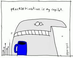 Proscratination