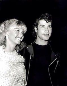 Grease--Olivia Newton-John and John Travolta Grease Love, Grease 1978, Grease Is The Word, Grease 2, Olivia Newton John, Pulp Fiction, Grease John Travolta, Beatles, Grease Musical