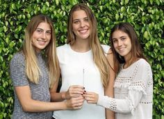 Three High School Girls Invent Smart Straw That Detects Date Rape Drugs In Drinks