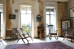 London House for Filming and Photoshooting #interior #design #london #decor #house #inspiration #shabby #retro