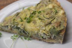 Schafskäse - Zucchini - Quiche, ein tolles Rezept aus der Kategorie Tarte/Quiche. Bewertungen: 367. Durchschnitt: Ø 4,5.