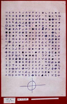 Zodíaco, las cartas y el criptograma | HSTRY