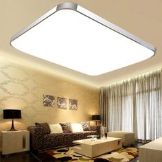 details zu 35w led decken beleuchtung licht farbe licht. Black Bedroom Furniture Sets. Home Design Ideas