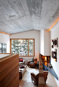 Gorgeously designed living room