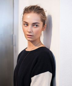 Dirty Hair: Spring '14's Stand-Out Trend #refinery29  That might help after the gym .. ?  !