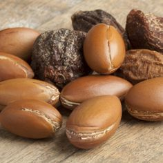 Whole Argan nuts - Argan Oil and it's many skin and hair benefits