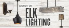 ELK Lighting combines innovation and style to create statement lighting products for the whole home.