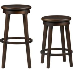 Nora Barstools in Barstools | Crate and Barrel