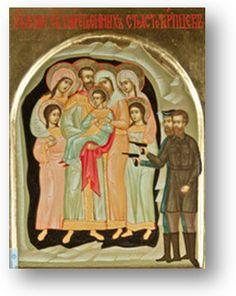 Icon regal martyrs