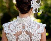I don't really like Bolero's...but I do like lace!