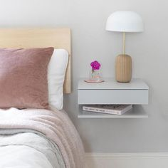 Modern Nightstand Ideas from the Master Bedroom Collection - bedroom furniture master Luxury Bedroom Furniture, Bedroom Decor, Luxury Bedding, Mens Bedding Sets, Side Tables Bedroom, Under Bed Storage, Luxurious Bedrooms, Feng Shui, Master Bedroom