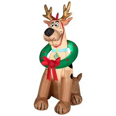 Scooby doo outdoor christmas decorations