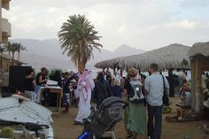 dahab egypt instead of cairo