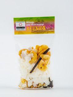"""Quai Sud """"Réunion"""" Cocktail Mix"""