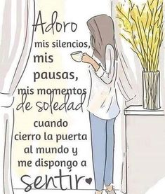 ✿ Quote / Inspiration in Spanish / motivation for learning Spanish / Spanish… Positive Thoughts, Positive Vibes, Positive Art, Motivational Phrases, Inspirational Quotes, Quotes To Live By, Me Quotes, Quotes En Espanol, Spanish Quotes