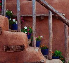 . Mexican Hacienda, New Mexican, Hacienda Style, Mexican Style, Mexican Spanish, Spanish Colonial, Spanish Style, New Mexico Santa Fe, New Mexico Style