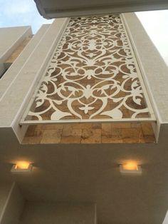 Exterior Wall Design, Grill Door Design, Facade Design, Pooja Room Door Design, Bedroom Door Design, House Outside Design, House Front Design, Wardrobe Interior Design, Classic House Exterior