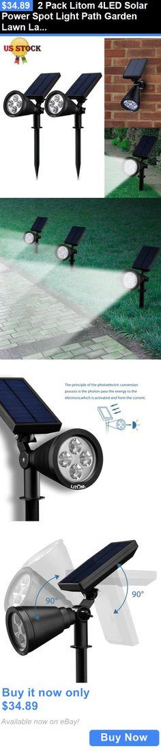 farm and garden Outdoor Solar Motion Sensor Security Light 54 Led